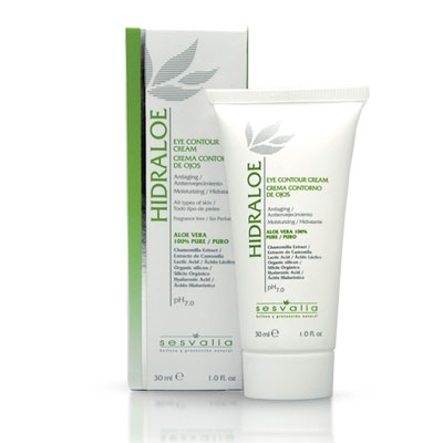 HIDRALOE Eye Contour Cream - крем-контур для очей